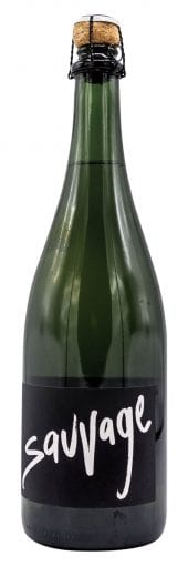 NV Gruet Sparkling Wine Blanc de Blancs, Sauvage 750ml