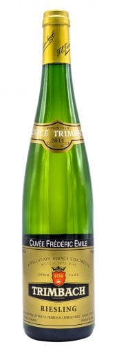 2011 Trimbach Riesling Cuvée Frederic Emile 750ml