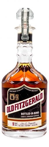 Old Fitzgerald Bourbon Whiskey 9 Year Old 750ml
