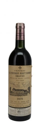 1979 Chateau La Mission Haut Brion 750ml