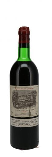 1978 Chateau Lafite Rothschild 750ml